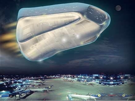 英国X档案首度解密曾发现巨大飞碟UFO