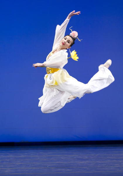 第四屆中國古典舞大賽精美回放(二)(圖)