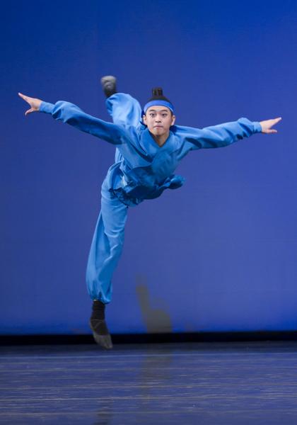 第四届中国古典舞大赛精美回放(二)(图)
