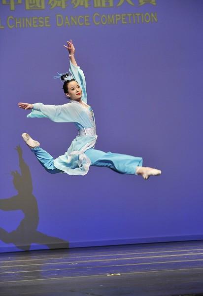 第四屆中國古典舞大賽精美回放(圖)