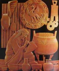 从汉字的构成看神传文化的内涵