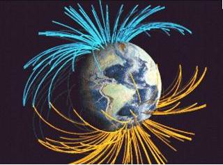 地球南北磁极互换正在影响着人类的一切