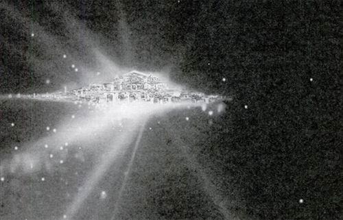 """美国哈勃太空望远镜拍摄到的""""天国世界"""""""