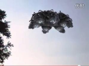 绝对震撼的高清晰UFO视频惊现广州