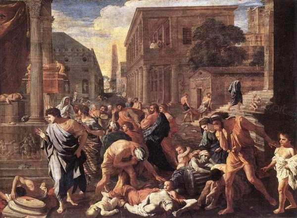 罗马帝国迫害基督教与三次大瘟疫
