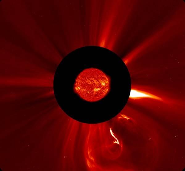 NASA:2012年地球当时差点崩毁