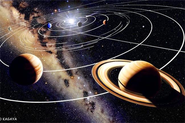 天体运行的精妙   远非人能所及