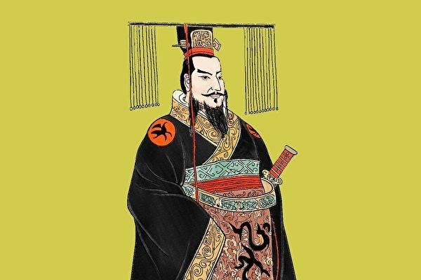 【千古英雄人物】秦始皇 - 万代始皇帝