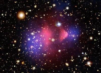 1400个星系飞离宇宙正意味着什么? (图)