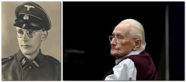 95岁纳粹集中营会计被判4年徒刑  给江泽民犯罪集团的一个警讯