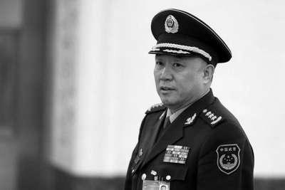 报应?!中国前武警司令王建平监狱用筷子刺颈亡