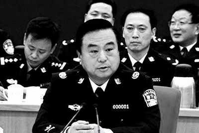 报应!前天津公安局长武长顺被判死缓