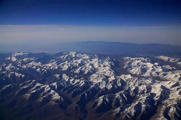 昆仑山被誉〝世界龙脉之祖〞 解析龙脉之分布