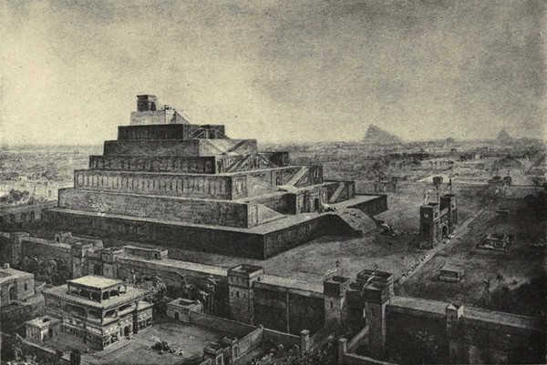 巴比伦王国是怎样被毁灭的?