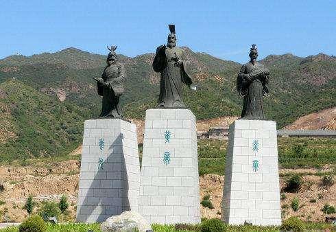 上古洪荒年代的华夏文明