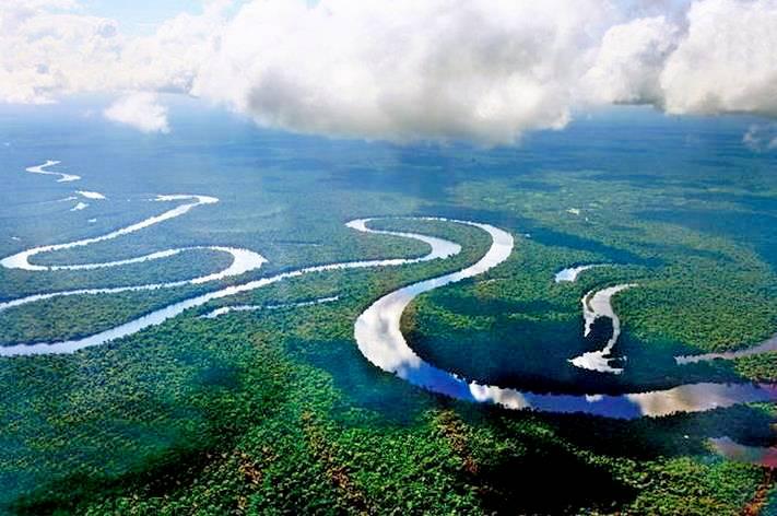 黄河与长江的神话传说