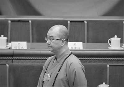 涉性侵多名女弟子  中共佛教协会会长释学诚下台