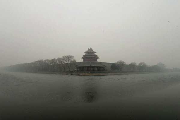 雾霾笼罩〝蔽贤绝道〞之〝不祥之兆〞 古代帝王皆畏惧