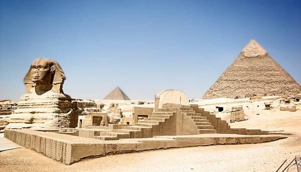 金字塔一组数字蕴含奇特规律 至今无解
