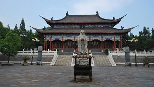 滑稽!党姓宗教负责人被组织到曲阜朝圣孔子学中华文化