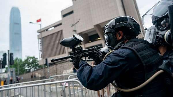《逃犯條例》引发香港怒火,