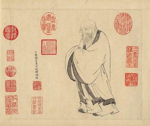 《幼学》故事:佛祖与老子