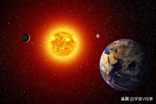 宇宙之庞大,生命之谜团