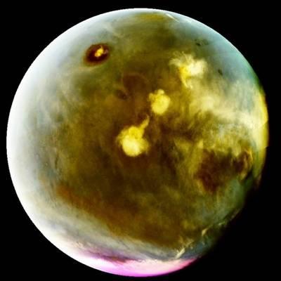 NASA前首席研究员:火星上有生命