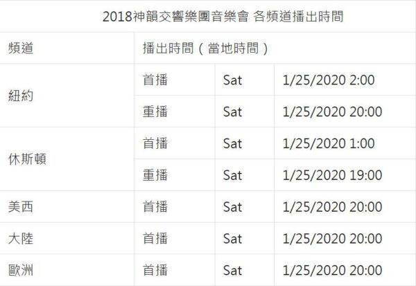 """""""2020全球华人新年晚会""""新唐人电视台播出时间"""