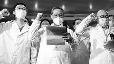 钟南山的自家公司、领誓火线入党、病毒境外说  成焦点