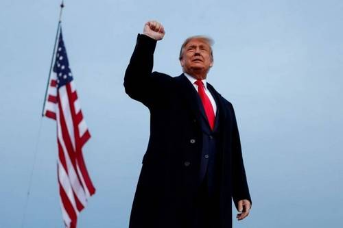 【1.20焦点评论】美国总统:一路好走!