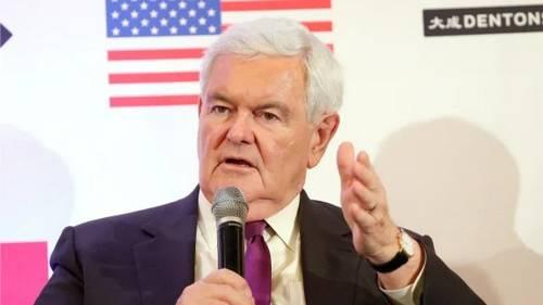 前众议长金里奇:我为美国忧虑   拒绝承认拜登胜选