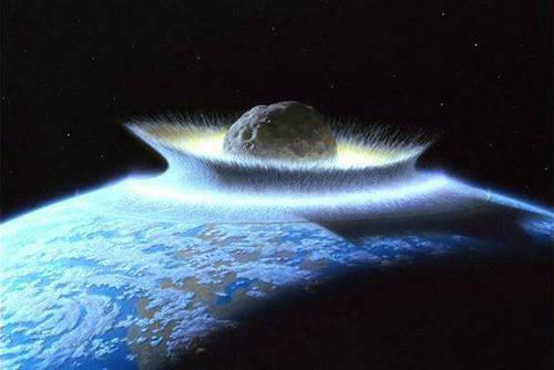 章阁:天降陨石    地上发生哪些大事?