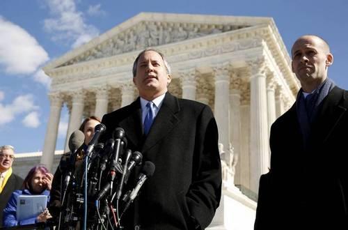 法律战重大升级:德州直入最高法院控告4摇摆州违宪    川普个人控告拜登