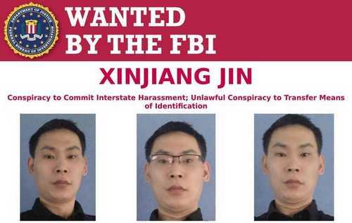Zoom中国高管帮中共审查言论遭美国法院通缉