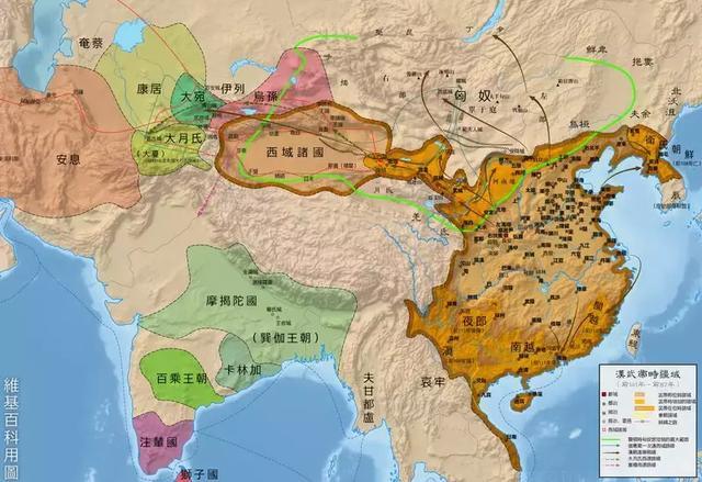 西域、新疆、东突厥斯坦    维吾尔人的真实历史