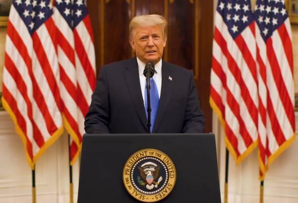 美参议院表决:第二次弹劾特朗普获判无罪  美史上最大猎巫行动