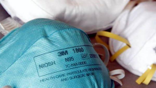 美国土安全部:千万片中国制假N95口罩