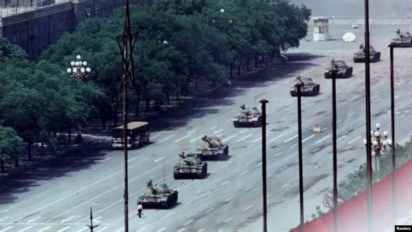 """中共党史掩盖和歪曲的重大历史事件(1): 八九六四那一夜,""""人民军队"""" 残杀了人民"""
